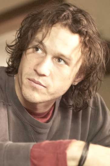 "Heath Ledger as Dan in ""Candy"""